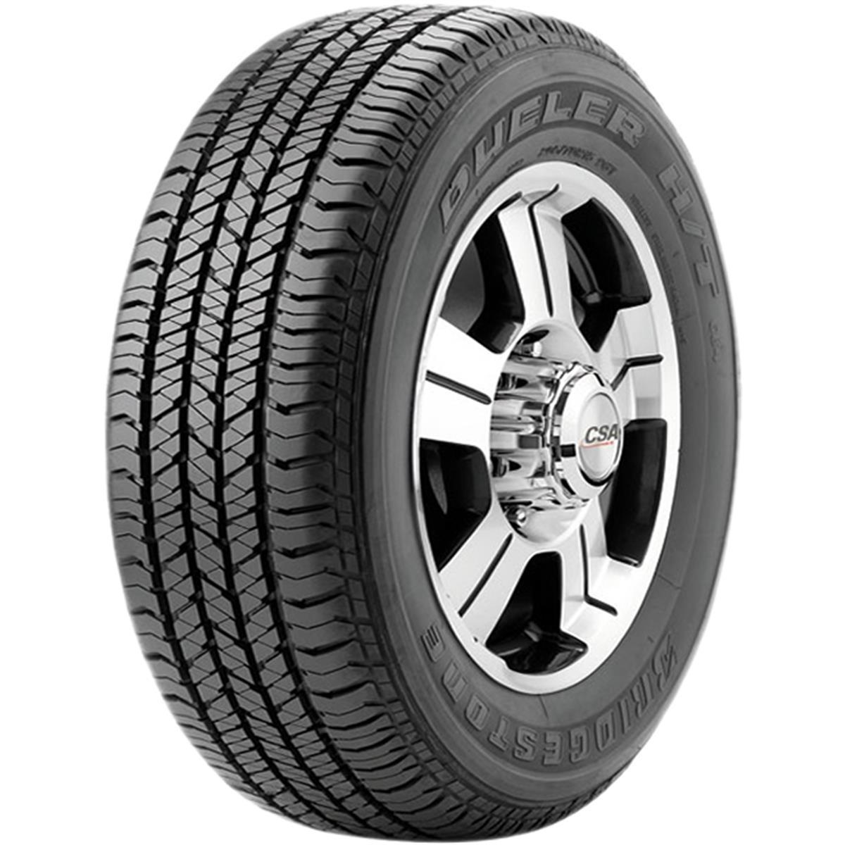 Pneu Bridgestone Dueler H/T 684 II 245/70 R16 111T - Cantele Centro Automotivo