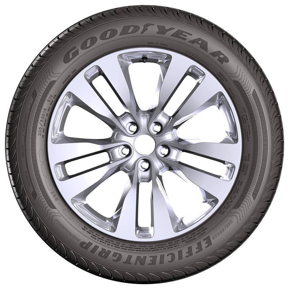 Pneu Goodyear EfficientGrip Performance 245/60 R18 105H - Cantele Centro Automotivo
