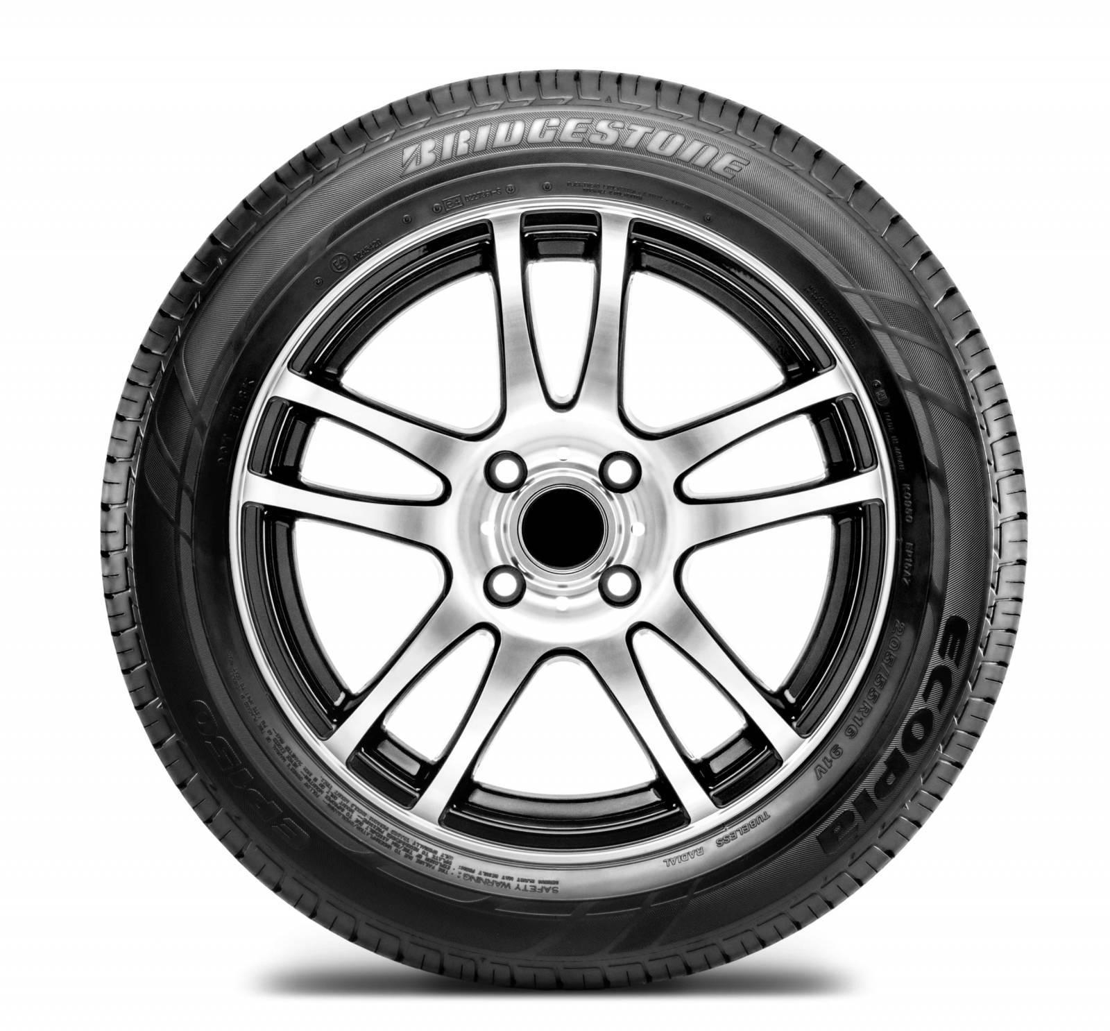 Pneu Bridgestone Ecopia EP150 195/55 R16 87V - Cantele Centro Automotivo