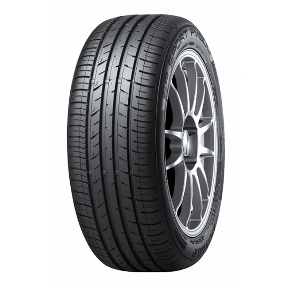 Pneu Dunlop Sport FM800 195/55 R15 85V - Cantele Centro Automotivo