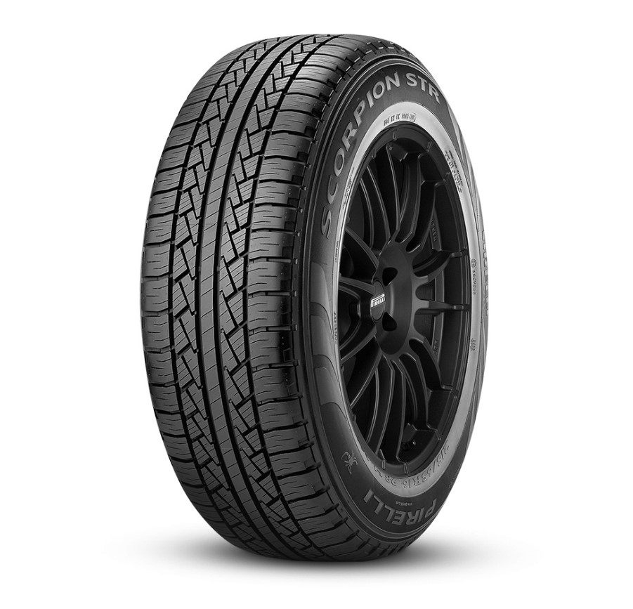 Pneu Pirelli Scorpion STR 265/65 R17 112H - Cantele Centro Automotivo