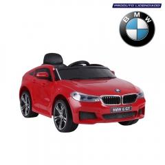 CARRO ELÉTRICO BMW 6 GT C/ CONTROLE REMOTO 2.4GHz 12V