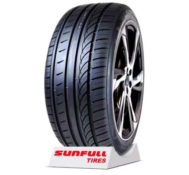 Pneu SUNFULL HP881 225/55 R18 98V - Cantele Centro Automotivo