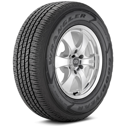 Pneu Goodyear Wrangler Fortitude 235/60 R16 100H - Cantele Centro Automotivo