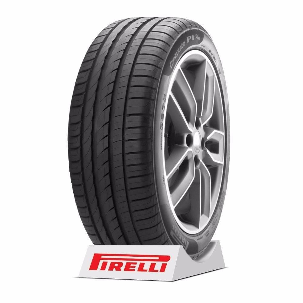 Pneu Pirelli Cinturato P1 Plus 195/55 R15 85V - Cantele Centro Automotivo