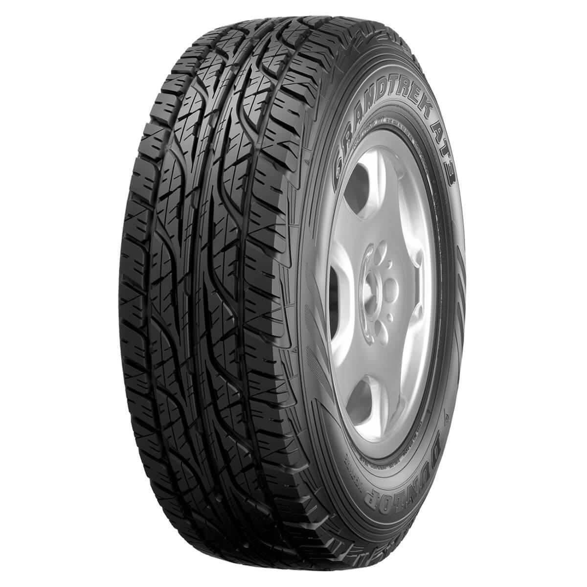 Pneu Dunlop Grandtrek AT3 205/70 R15 96T - Cantele Centro Automotivo