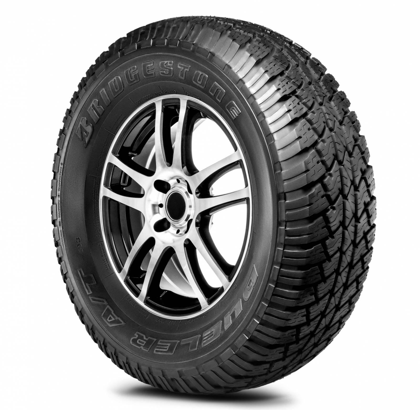 Pneu Bridgestone Dueler A/T 693 205/70 R15 96T - Cantele Centro Automotivo