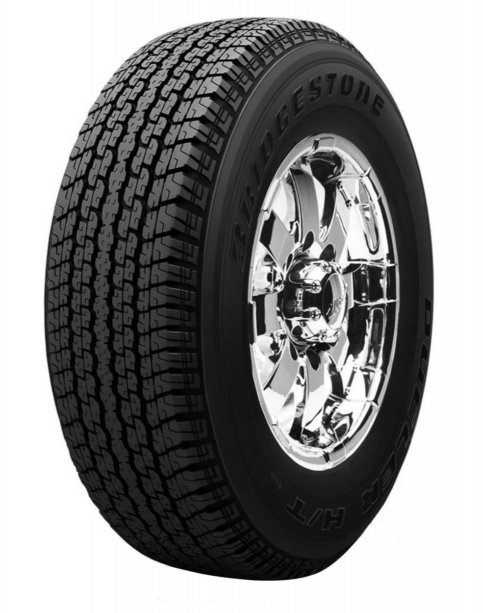 Pneu Bridgestone Dueler H/T 840 265/70 R16 112S - Cantele Centro Automotivo