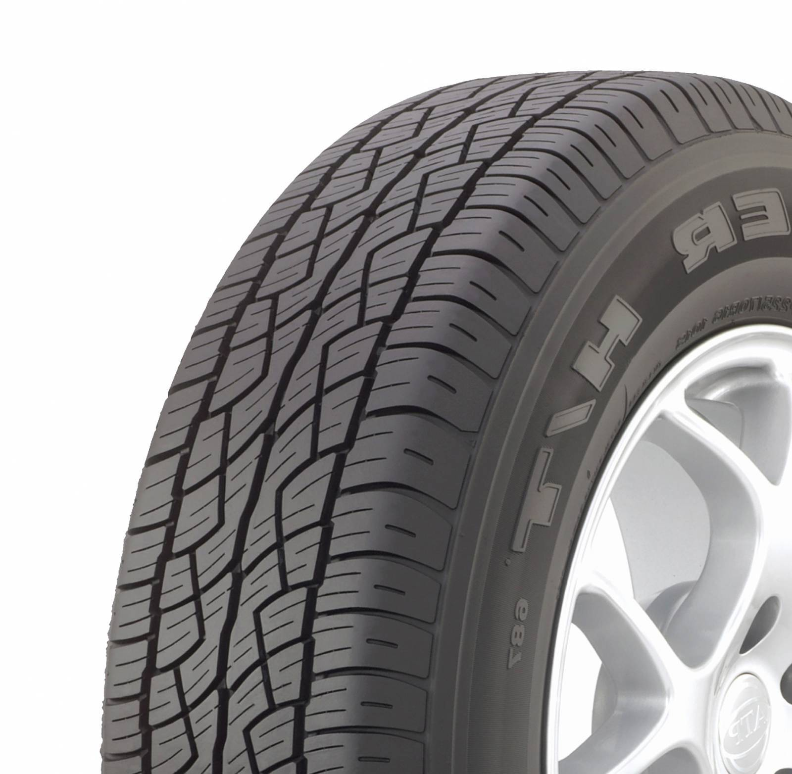 Pneu Bridgestone Dueler H/T 687 225/65 R17 101H - Cantele Centro Automotivo