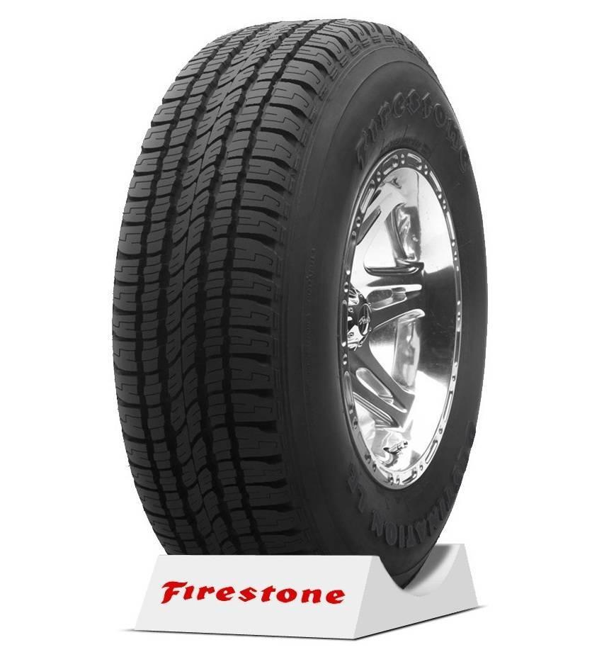 Pneu Firestone Destination LE 235/60 R17 100H - Cantele Centro Automotivo