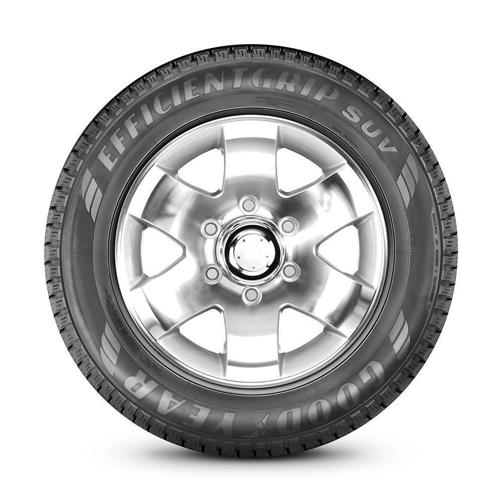 Pneu Goodyear EfficientGrip SUV 235/60 R17 102H - Cantele Centro Automotivo