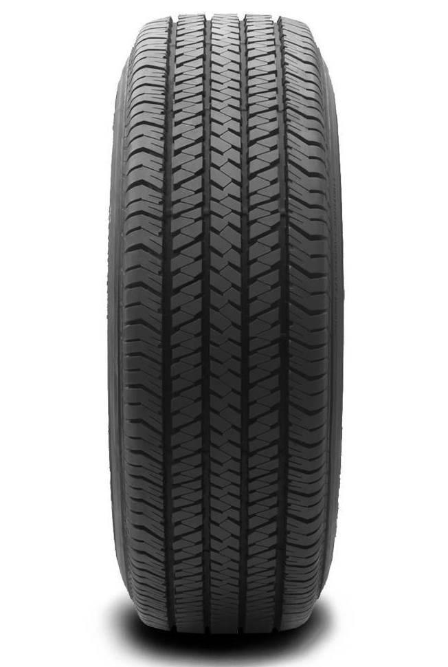 Pneu Bridgestone Dueler H/T 684 II 265/65 R17 112S - Cantele Centro Automotivo