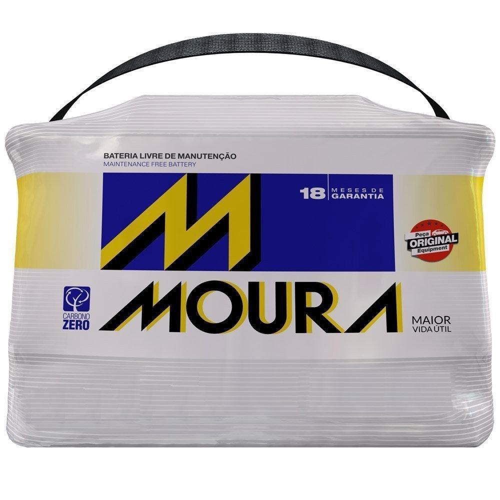 Bateria Moura 48Ah (M48FD) - Cantele Centro Automotivo