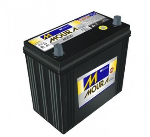 Bateria Moura 50Ah (M50JD) - Linha Honda - Cantele Centro Automotivo