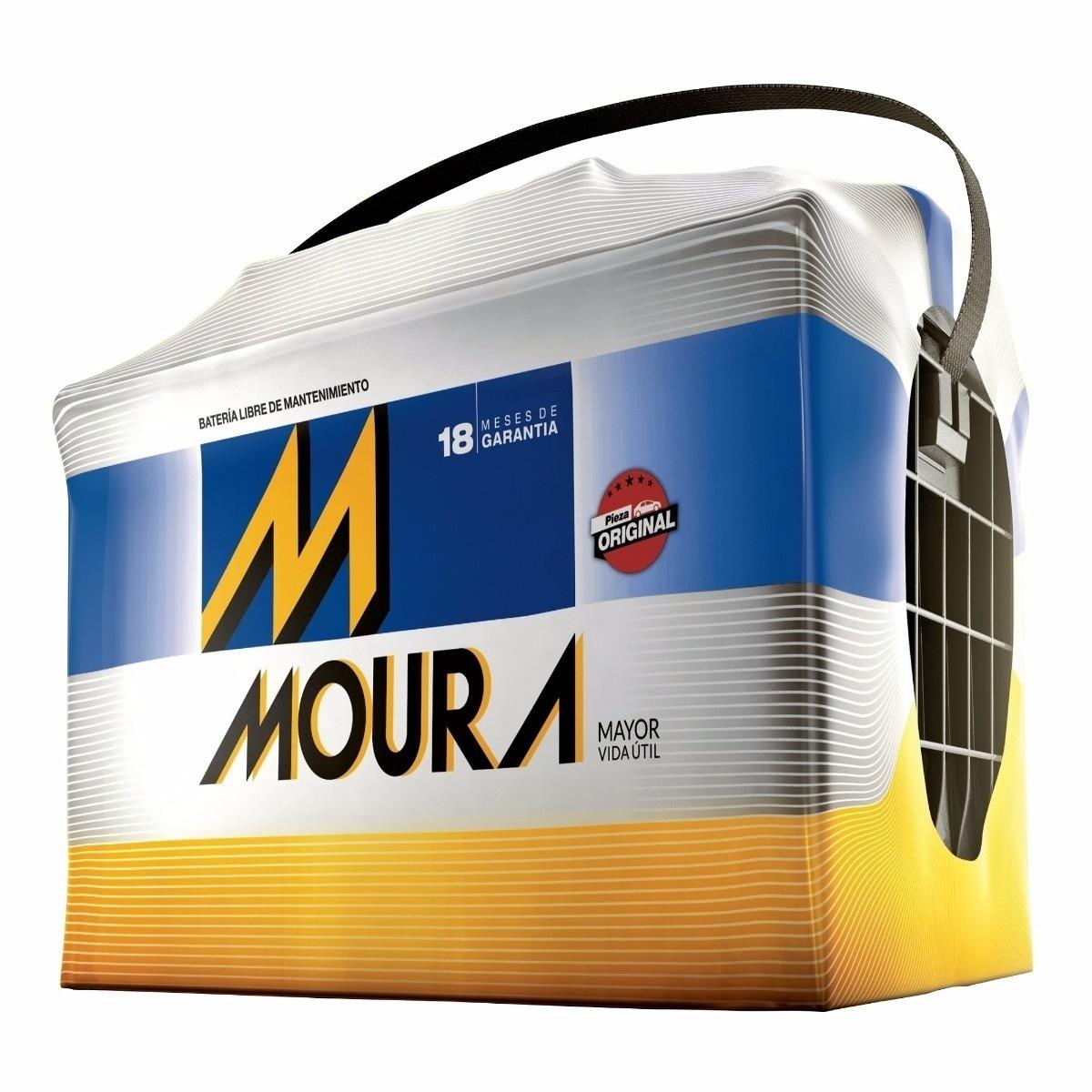 Bateria Moura 50Ah (M50EX) - Linha Chevrolet - Cantele Centro Automotivo
