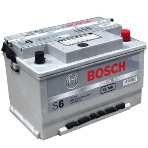 Bateria Bosch 70Ah (S6X 70D) - Cantele Centro Automotivo