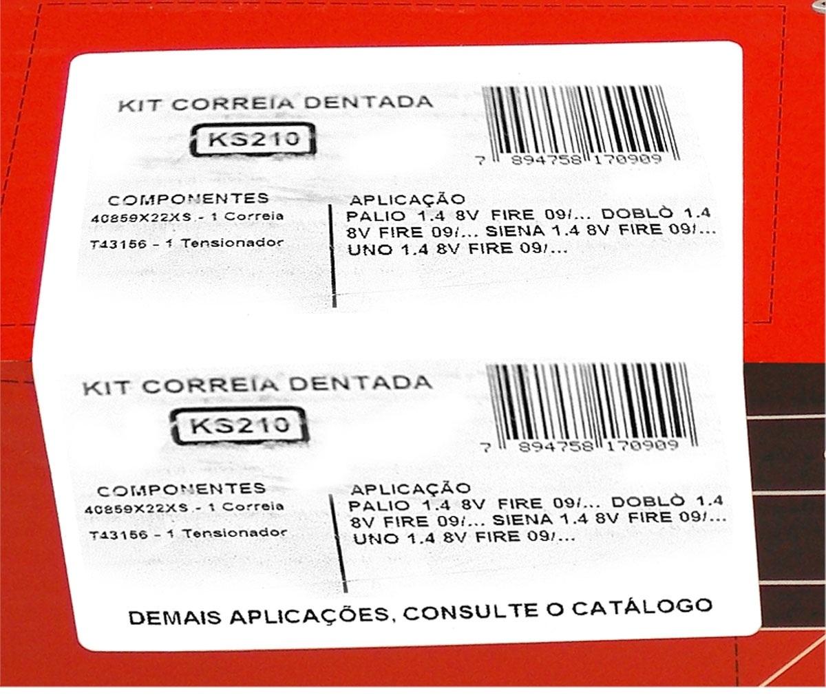 KS210 Doblo/Idea/Strada/Palio/Punto/Siena/Uno (Instalado) - Cantele Centro Automotivo