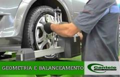 Geometria e Balanceamento para Camionete e SUV's