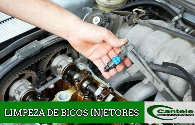 Limpeza de Bicos Injetores e TBI - Cantele Centro Automotivo