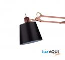 Pendente Scope Metal e tecido - HU1002-A BELLA