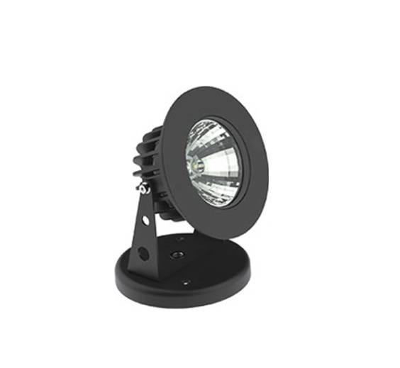 Projetor LED 8W 20o 2700K 650lm Bivolt 3640-MD-S antigo 3620-MD-S - Luz Aqui