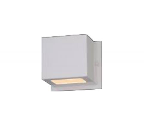 Arandela Mini Monaco com difusor de vidro - 556 - Luz Aqui