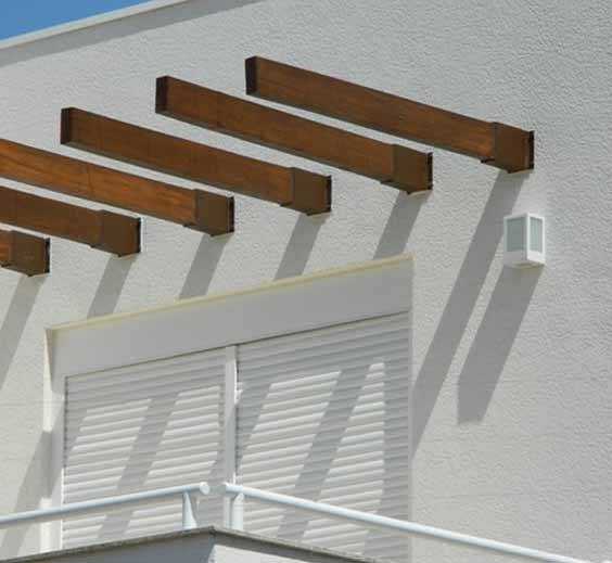 Arandela Quadrada Monaco - 488 - Luz Aqui