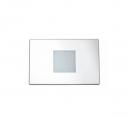 Balizador de Parede Led 0,65W 46lm 2700K Bivolt para caixa 4x2 - 3938-S