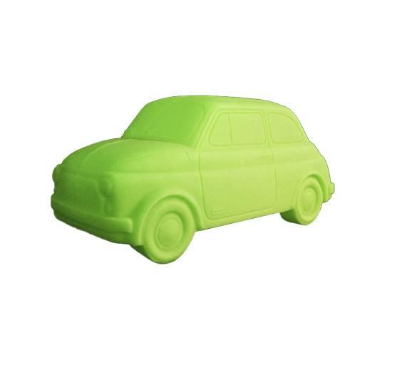 Luminária Temática Carro Fiat 500 - Luz Aqui