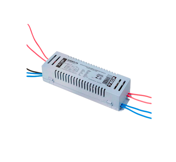 Reator Eletrônico p/ Fluor T5 1x28W - Luz Aqui