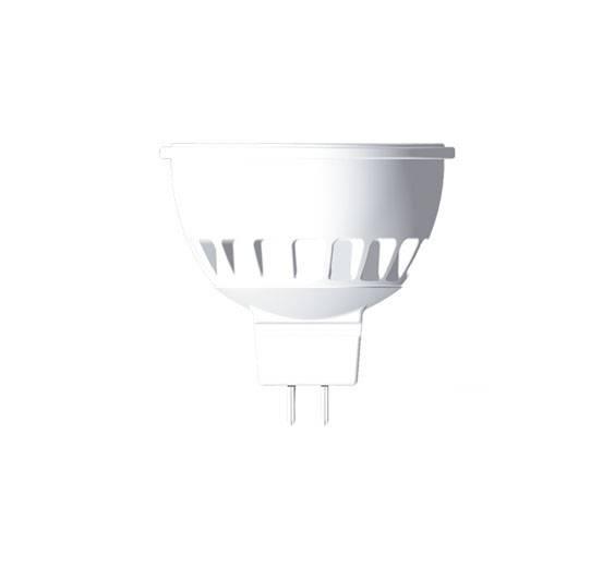 Lâmpada LED Dicróica 5W GU5.3 12V - Luz Aqui