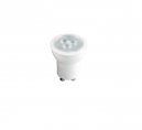Lâmpada Mini Dicróica LED 3W 210lm 2700K - Dimerizada Bivolt