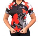 Camisa Ciclismo Feminina Borboleta - PENKS