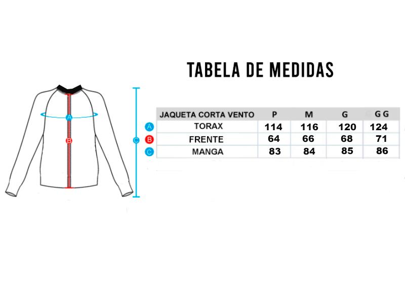 Jaqueta Corta Vento Ciclismo Preto - CABANI  - PauliBike