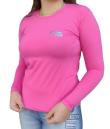 Camisa Segunda Pele Rosa - CABANI
