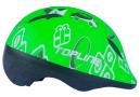 Capacete Baby Verde - TOPLINE