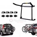 TransBike Porta Malas para 2 Bicicletas - Car Bike
