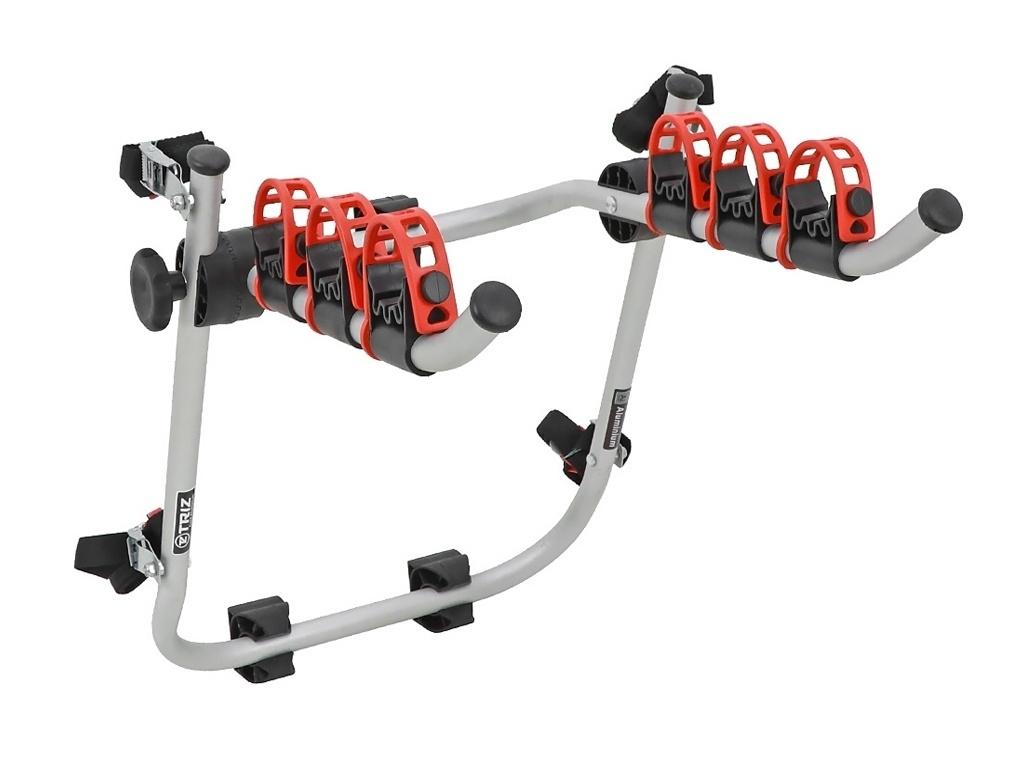 TransBike Porta Malas para 3 Bicicletas Alumínio - TRIZ  - PauliBike
