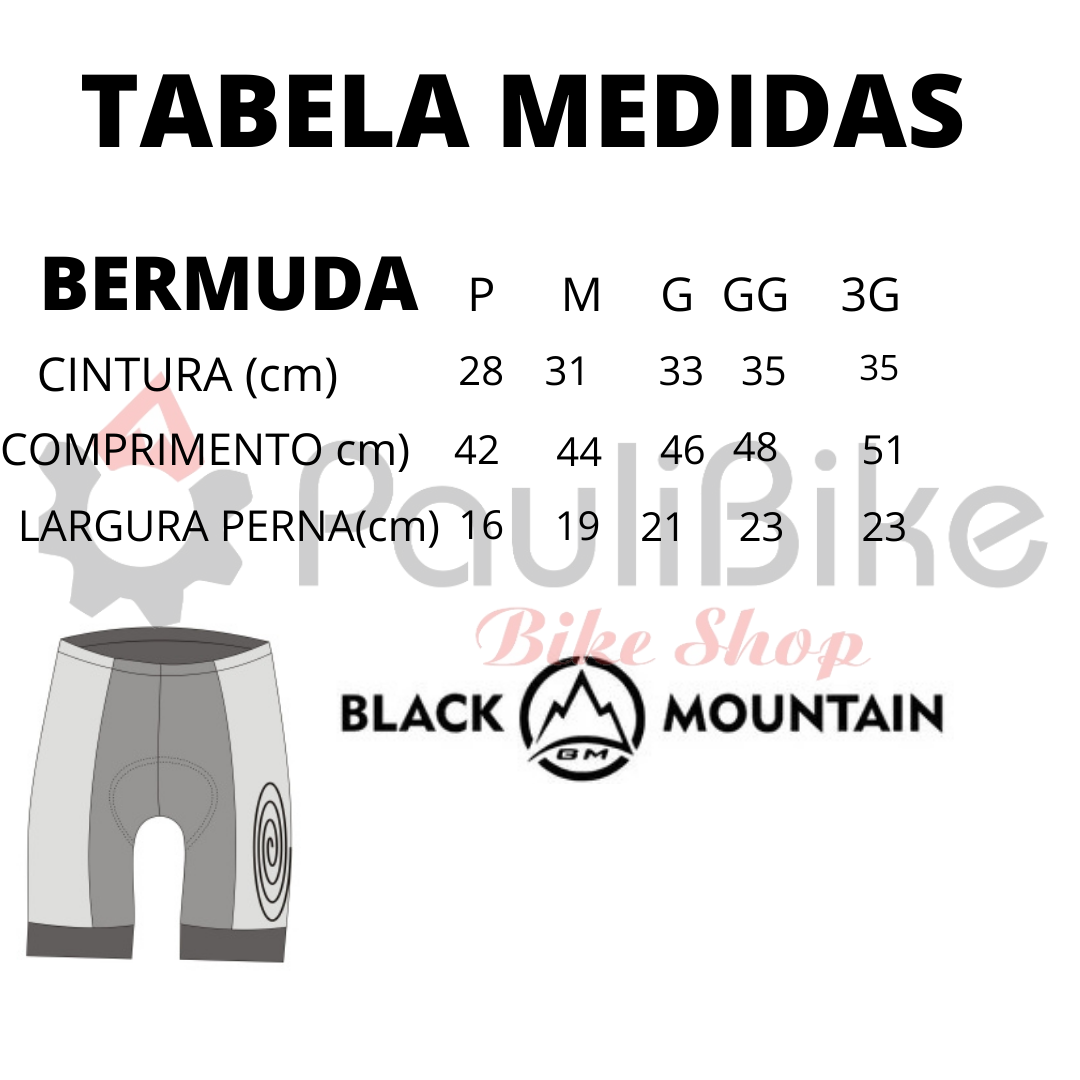 Conjunto Ciclismo Feminino Neon - BLACK MOUNTAIN  - PauliBike