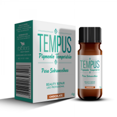 TEMPUS PIGMENTO TEMPORARIO - CHOCOLATE 4G