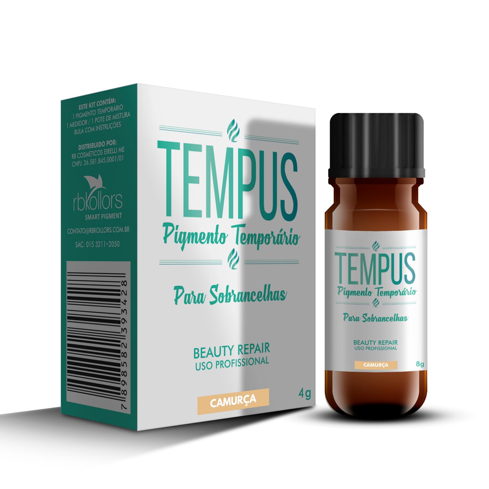 TEMPUS PIGMENTO TEMPORARIO CAMURCA 4G - RB Kollors