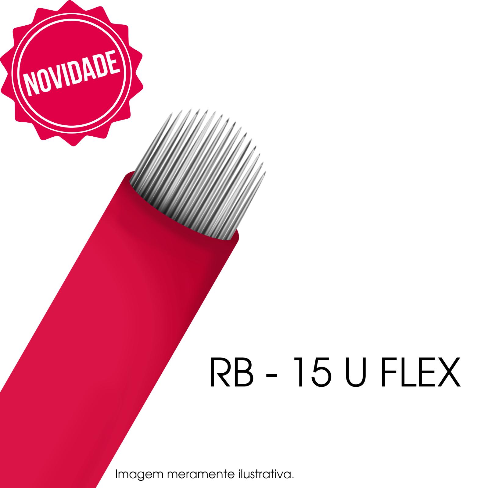 INDUCTOR SHINE RB KOLLORS - 15 U FLEX  - RB Kollors