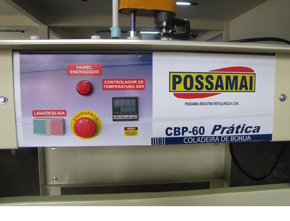Coladeira de borda Possamai CBP-60 - Kimaq