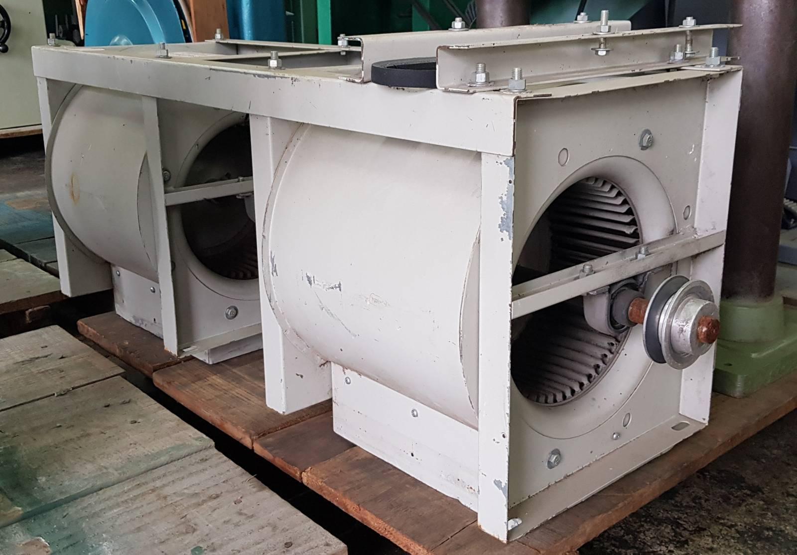 Exaustor para sucção de calor - Kimaq