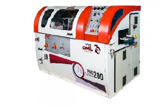 Plaina Moldureira Compacta - PMC-200 OMIL - Kimaq