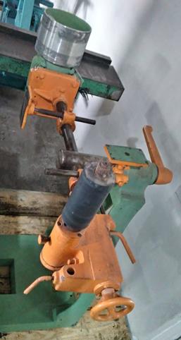 Lixadeira de Fita Multiuso RUAS - Kimaq