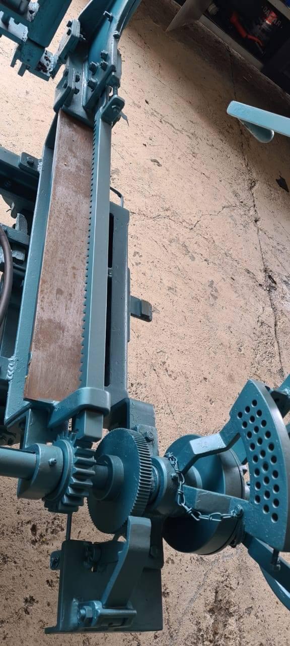 Carrinho porta tora 2.500mm x 600mm Schiffer - Kimaq