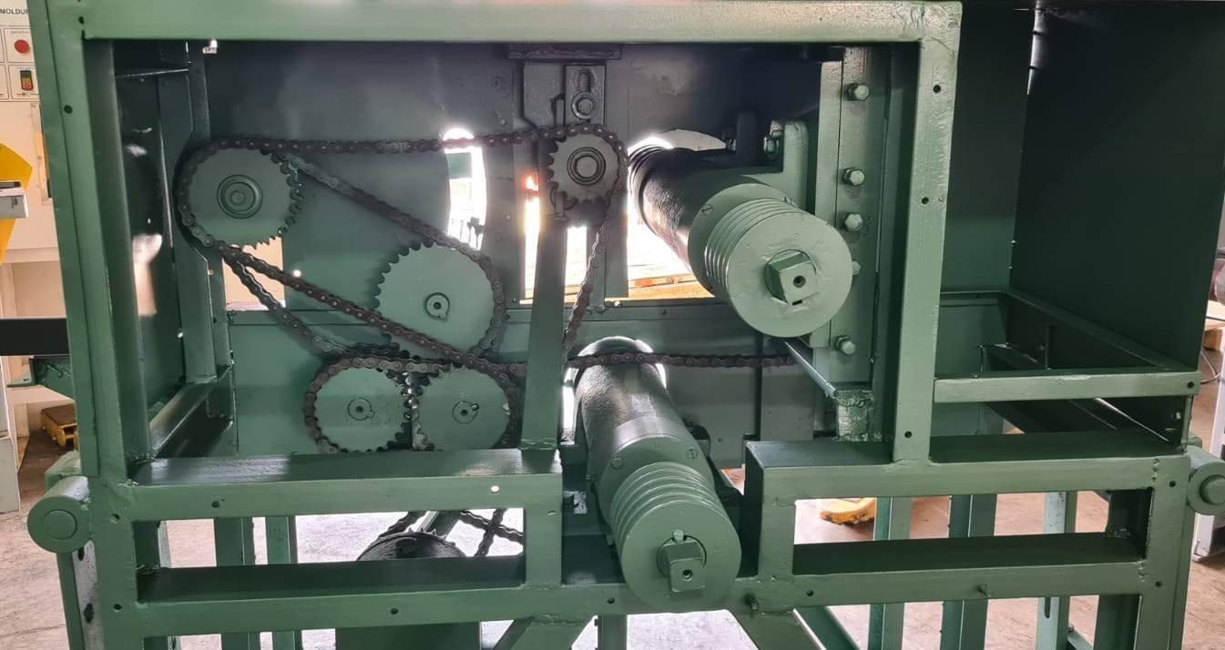 Serra multipla  2 eixos 200mm Águia - Kimaq