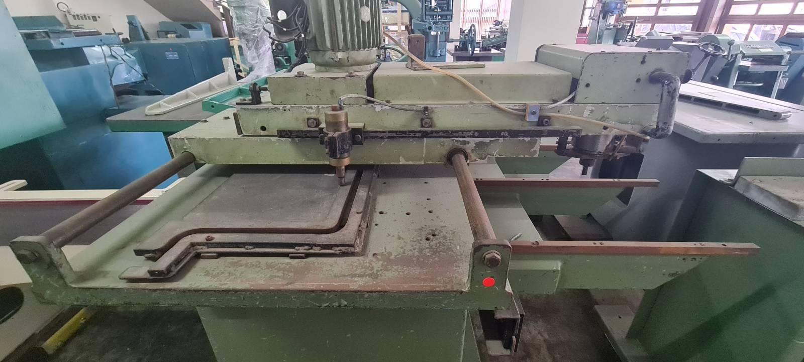 Tupia superior copiadora pneumática - Kimaq