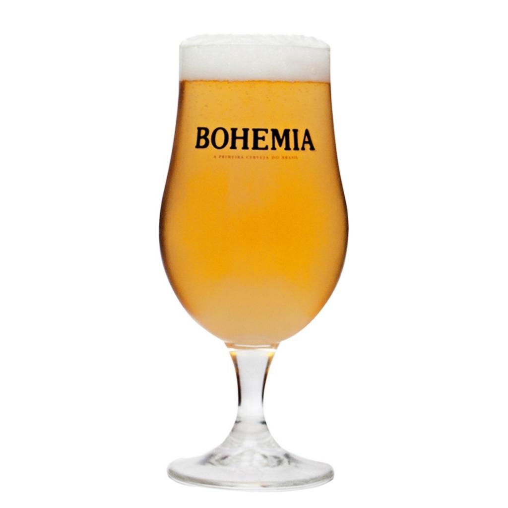 Taça de Cerveja Bohemia Pilsen - Ambev - Bakar-Bakar